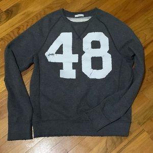 Abercrombie & Finch Men's Small #48 Sweatshirt